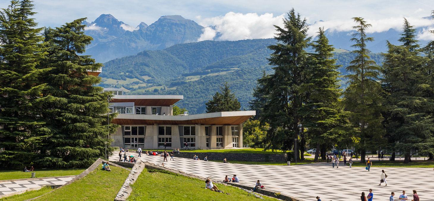campus de Saint Martin d'Hères